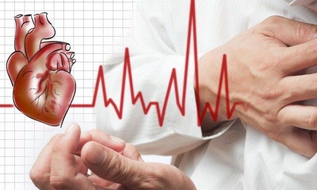 Тянущая боль в области сердца