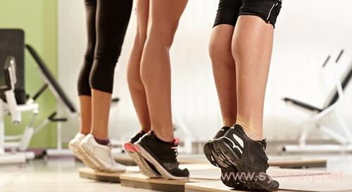Гимнастика для крепких и здоровых ног
