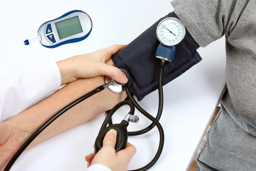 артериальная гипертензия и сахарный диабет лечение