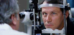 диагностика злокачественной АГ: осмотр глазного дна