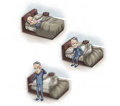 в пожилом возрасте нередки случаи ортостатической гипотензии