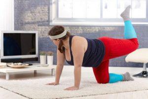 упражнения для снижения веса и профилактики тромбообразования