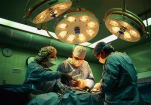 хирургическое лечение тромбоза