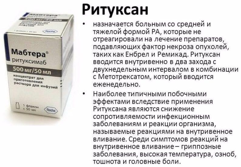 лечение ревматоидного васкулита
