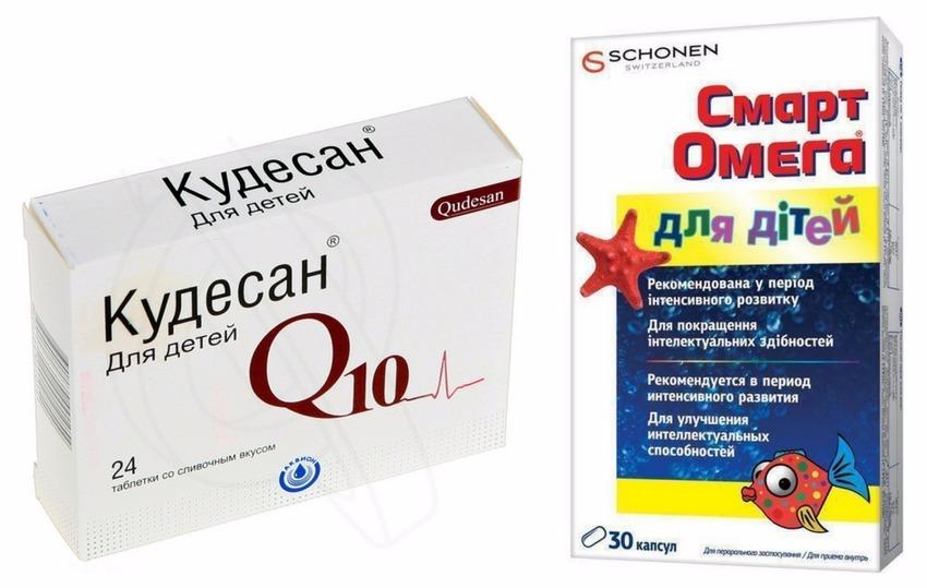 препараты для детеей