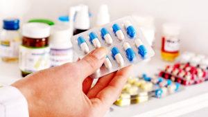 медикаментозное лечение РКМП