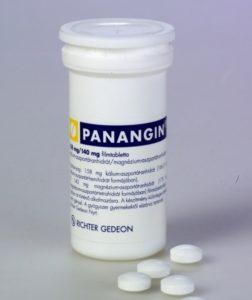 панангин при аритмии