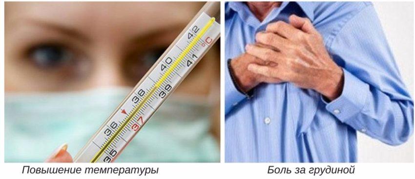 симптомы осложнения после аортокоронарного шунтирования