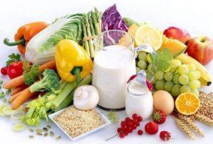 овощи и фрукты при сердечной патологии