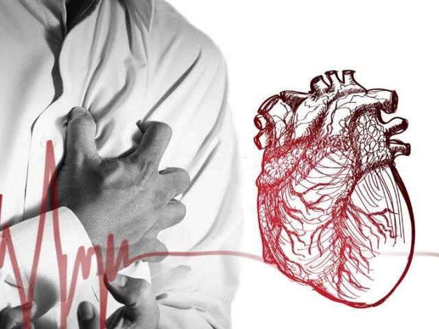 Болит сердце от переживаний