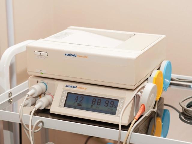 Устройство для проведения кардиотокографии плода