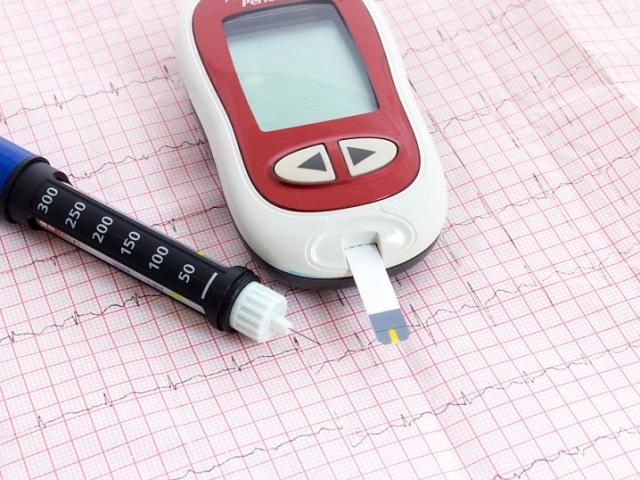 Диабет и стенокардия