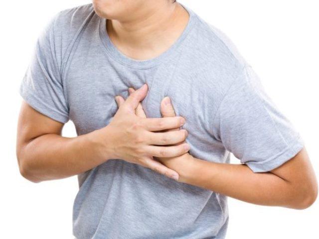 Сердечная астма и отек легких