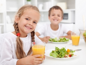 Питание при ВСД у детей