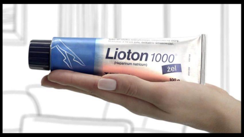варикоз лиотон
