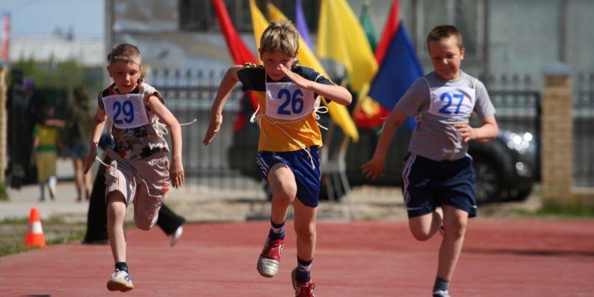 дети-спортсмены