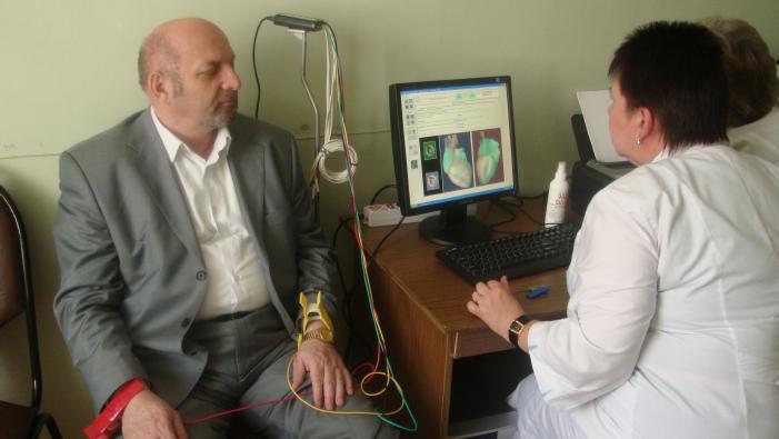 применение кардиовизора