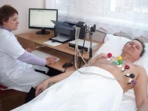 ЭКГ при диагностике гиподинамии
