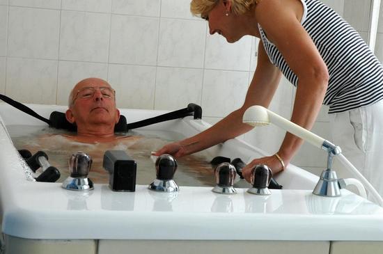ванны после инфаркта