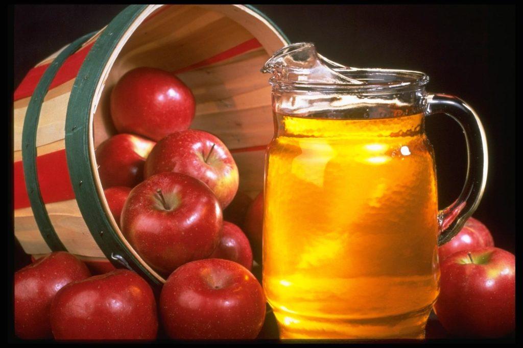 варикоз и яблочный уксус