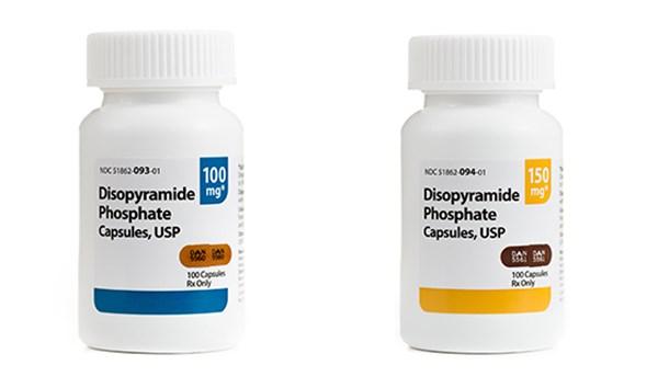 дизопирамид