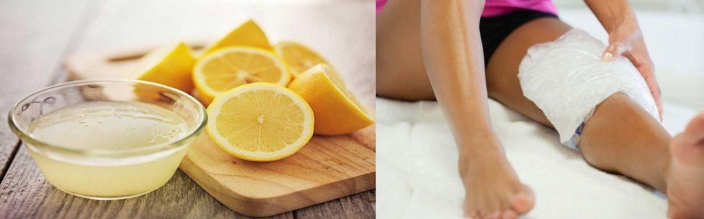 лимонный сок и лечение
