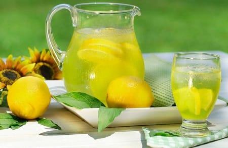 лимон при варикозе