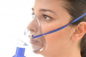 Проведение оксигенотерапии