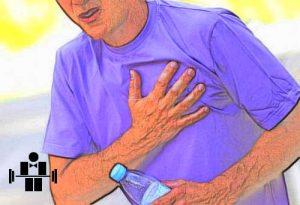 боль в сердце при занятиях спортом
