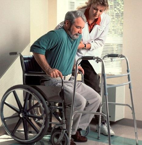 инсульт и восстановление в ходьбе