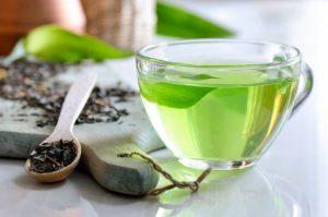 зеленый чай для сосудов