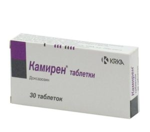 камирен таблетки