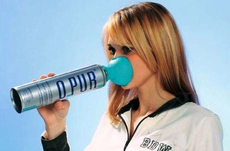 кислородный баллончик