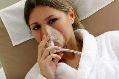 кислородотерапия в домашних условиях