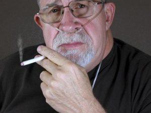 кислородотерапия и курение