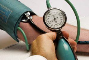 давление после инсульта