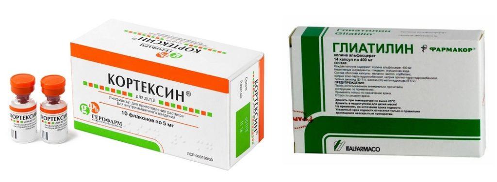 кортексин глиатилин