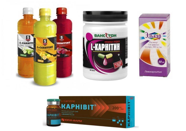 л-карнитин спортивное питание