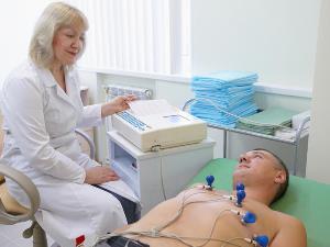 Диагностика при пороке сердца
