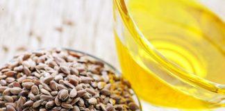 Льняное масло для сосудов