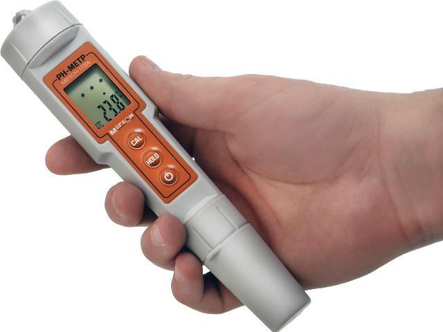 рН-метр для измерения кислотности крови