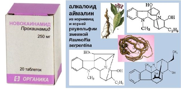 Аналоги препарата Хинидин
