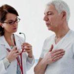 Боли при сердечной недостаточности