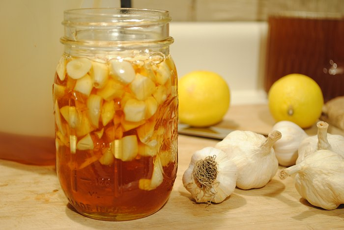 Чесночно-лимонная настойка для очистки сосудов