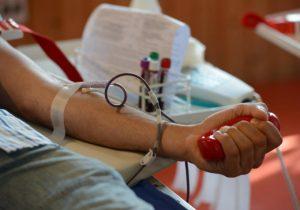 Донорство крови
