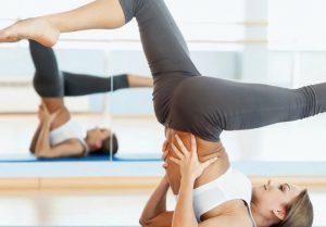 йога при отеках ног