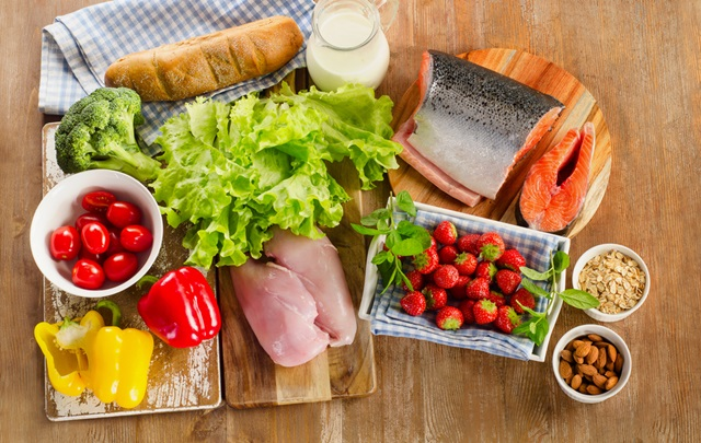 Белково углеводная диета для похудения